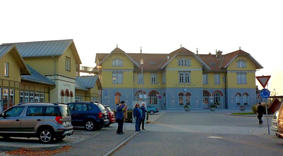 Bürgerbahnhof Leutkirch